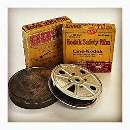 Old Cine Film Transfers Oxfordshire UK