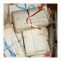 Personal Archival Collections Oxfordshire UK