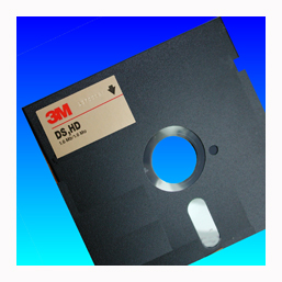 "5.25"" Floppy Diskette Recovery in Oxfordshire UK"