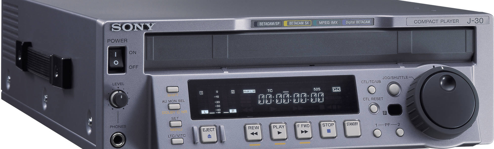Betacam Transfers Broadcast Tapes