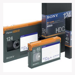 Oxfordshire HDCam Video  Tape Transfers o