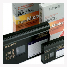 HDV Digital Master Video Tape Transfers Oxfordshire UK