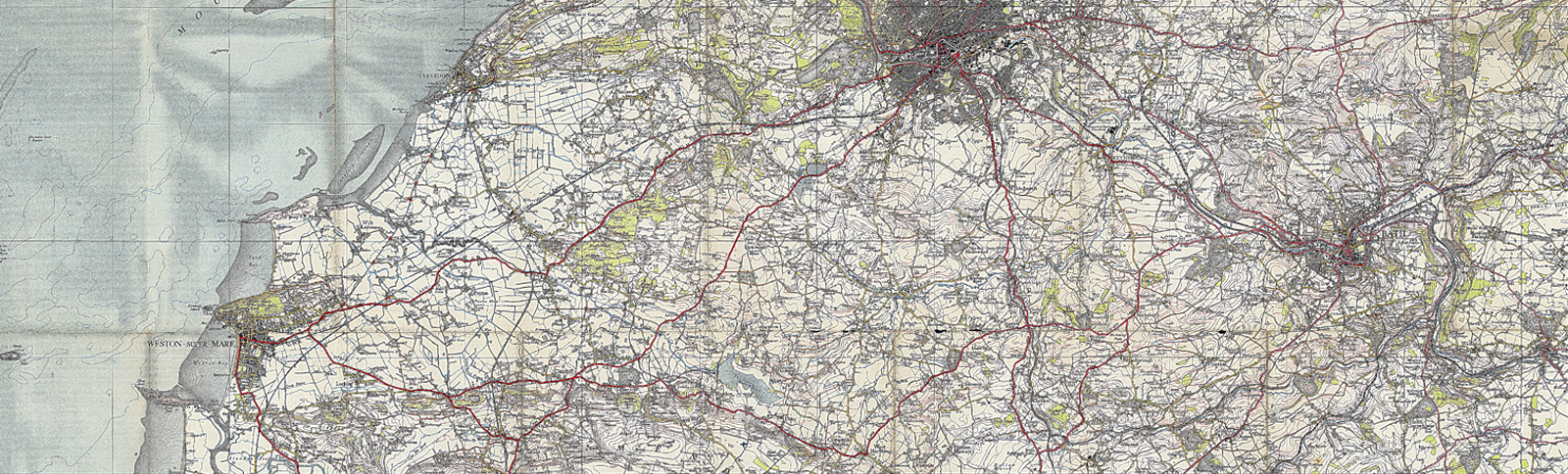 Rare Map Scanning for in Oxfordshire UK