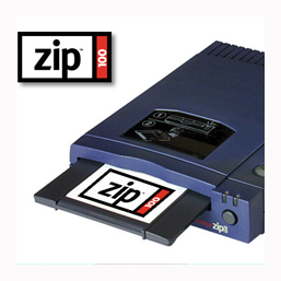 Iomega Zip Diskette Conversion in Oxfordshire UK