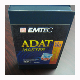 ADAT Tape Transfers in Oxforddshire UK