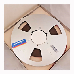 "ampex Professional open reel tape 1/4"" Transfers in Oxfordshire UK"
