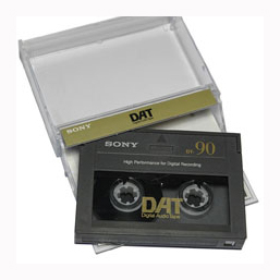 DAT Audio Tape Transfers in Oxforddshire UK