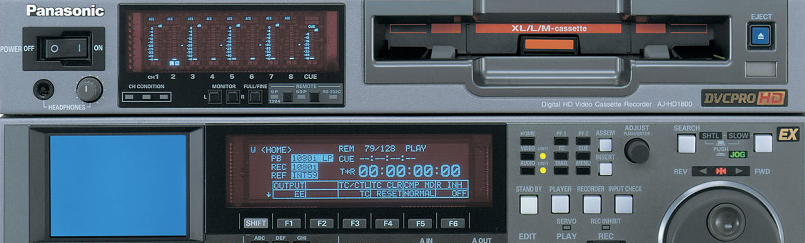 Broadcast tapes converted to digital format Oxfordshire UK