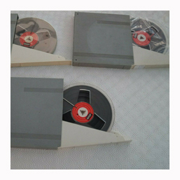 ¼-inch open reel tape (1949 – 1980s)