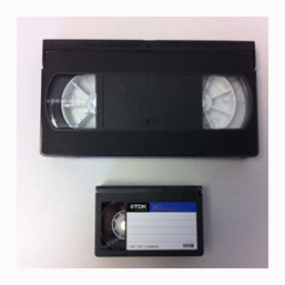 VHS Tapes to DVD and USB Oxfordshire UK