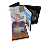 Blu-Ray and DVD card wallets in Oxfordshire UK