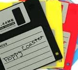 Floppy  Discs to Digital or Disc