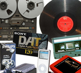 Audio tapes to digital file oxfordshire uk