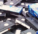 VHS Tape Transfers in Oxfordshire UK