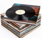 Vinyl LPs Voice O Graphs to Digital Files or CDs Oxfordshire UK